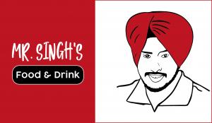 logotipo Mr singhs